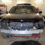 BMW 730D kere- ja värvitööd