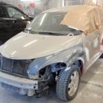 Chrysler PT Cruiser kere- ja värvitööd