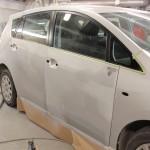 Toyota Verso värvitööd